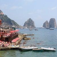 Foto scattata a Marina Piccola di Capri da Ольга А. il 7/19/2013