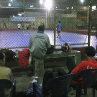 Photo taken at Sonic Futsal by Sulton A. on 3/24/2013