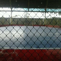 Photo taken at Sonic Futsal by Sulton A. on 12/24/2012