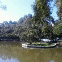 Foto tirada no(a) Parque Ecológico do Córrego Grande por Elton M. em 6/8/2013