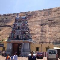 Photo taken at Narasinga Perumal Temple by Raamesh Keerthi N. on 3/16/2014