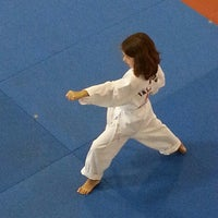 Photo taken at Droege's ATA Martial Arts by Natalie P. on 4/19/2013