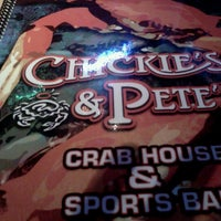 Photo taken at Chickie's & Pete's by Twana B. on 1/30/2013