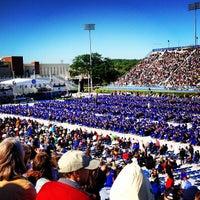 Photo taken at Delaware Stadium by Jake B. on 5/25/2013