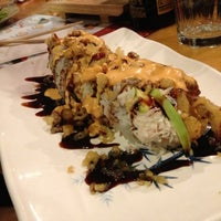 Photo taken at Gin Sushi by Geoff K. on 1/18/2013