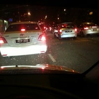 Photo taken at Jalan Tun Razak by Dania N. on 3/26/2013