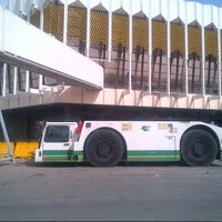Photo taken at Baghdad International Airport (BGW) by Abdallah S. on 3/1/2013