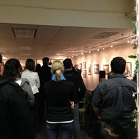 Photo taken at Sunnyvale Art Gallery and Cafe by fran h. on 1/17/2013