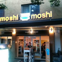 Photo taken at Moshi Moshi by Enrique S. on 6/1/2013