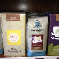 Photo taken at Caribou Coffee by Karen N. on 3/26/2013