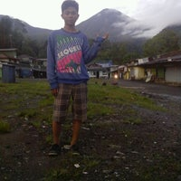 Photo taken at Gunung Gede by Acung P. on 11/29/2012