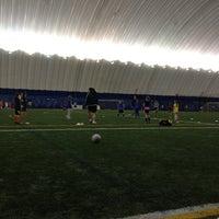 Photo taken at Vadnais Sports Center by Alan T. on 1/8/2013