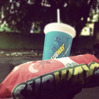 Photo taken at Subway by Caio A. on 12/4/2012