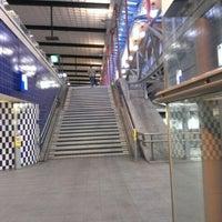 Photo taken at Station Schiedam Centrum by Carola S. on 12/27/2012