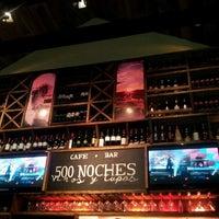 Foto diambil di 500 Noches Cafe-bar oleh Yoss pada 7/27/2013