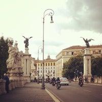 Photo taken at Rome by Annika O. on 5/7/2013