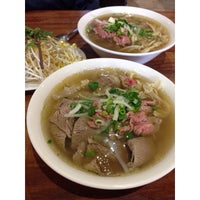 Photo taken at Pho Dakao Hoang Restaurant by Stephanie Y. on 7/19/2014