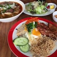 Photo taken at Pho Dakao Hoang Restaurant by Stephanie Y. on 1/1/2017