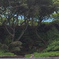 Photo taken at Waianapanapa State Park by Nico P. on 3/2/2015