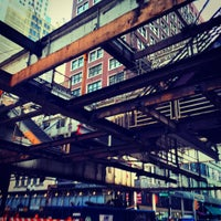Photo taken at CTA Bus Stop 450 by Derrick A. on 7/31/2015