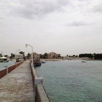 Photo taken at Blue Beach Resorts || شاليهات الشاطئ الأزرق by Abdullah S. on 2/1/2013
