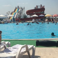 Photo taken at Aqua City  Malatya ( Aquapark) by İlksen K. on 8/23/2016