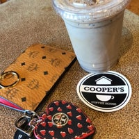 Photo taken at Cooper's Coffee House by Nikki S. on 11/27/2017