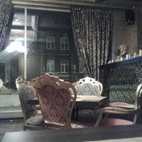 "Photo taken at ""Gold - Cafe"" Restorāns by Дэвид К. on 12/19/2012"