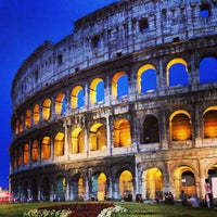 Photo taken at Colosseum by Alessia S. on 7/11/2013