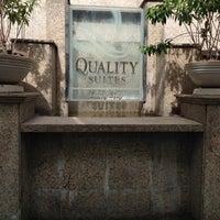 Foto tirada no(a) Quality Suites Long Stay Vila Olímpia por Jose C. em 12/4/2012