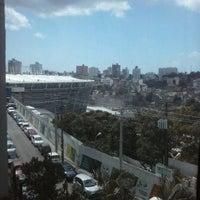 Photo taken at Contax by Jônatas G. on 3/14/2013