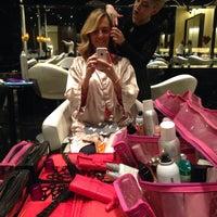 Photo taken at Warren-Tricomi Salon by Alice on 10/21/2015