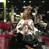 Photo taken at Warren-Tricomi Salon by Alice on 12/22/2012