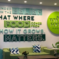 Photo taken at Whole Foods Market World Headquarters by Peyton H. on 3/31/2017