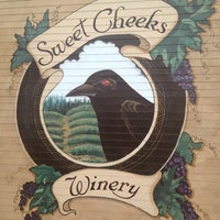 Photo taken at Sweet Cheeks Winery by Justin S. on 1/18/2013