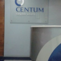 Photo taken at Centum Investments Company Ltd by Pta K. on 6/10/2014