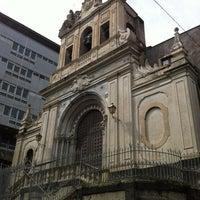 Photo taken at Chiesa di Sant'Agata al Carcere by Ange L. on 4/2/2013