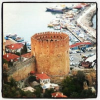 Photo taken at Alanya by Dk E. on 3/31/2013