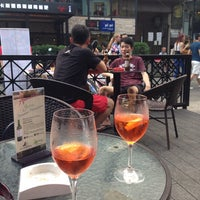 Photo taken at Aperitivo by Emma L. on 7/5/2014