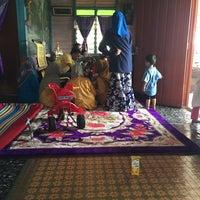 Photo taken at Kampung Parit Bilal by Nabila S. on 7/9/2016