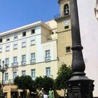 Photo taken at Plaza S. CRISTO de La Vera Cruz by JoseLuisVantare on 8/29/2013