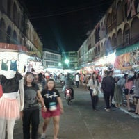 Photo taken at Autsawin market by Tak S. on 12/15/2012
