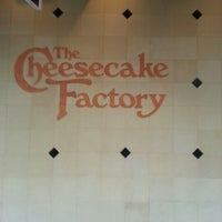 Photo taken at The Cheesecake Factory by Antoinette C. on 3/7/2013