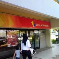 Photo taken at Banco de Venezuela (C.C Delicias Norte) by Jonnathan V. on 3/12/2014