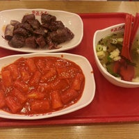 Photo taken at 죠스떡볶이 Jaws Food by Hyeonju R. on 8/18/2013