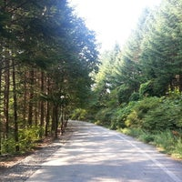 Photo taken at Deogyusan National Park by Hyeonju R. on 9/18/2013