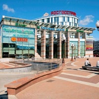 Снимок сделан в Кловер Сити-Центр / Clover Citycenter пользователем Андрей К. 11/29/2012