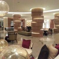 Снимок сделан в JW Marriott Absheron Baku пользователем Isa A. 2/18/2013