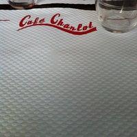 Photo taken at Café Charlot by David M. on 7/7/2013