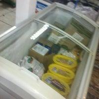 Photo taken at Minimarket Santa Teresita by Rodrigo S. on 3/8/2013